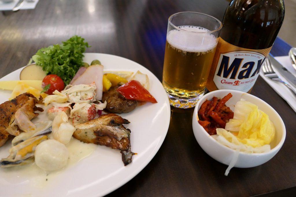 「シェラトン ソウル パレス カンナム ホテル 朝食」の画像検索結果